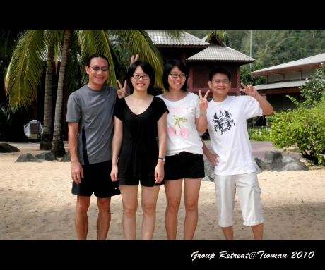 Group photo@Tioman2
